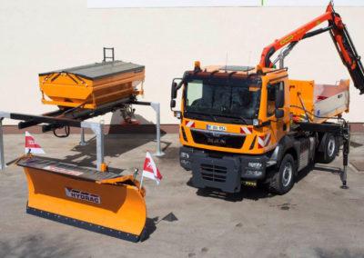 RESSENIG Fahrzeugbau Gütertransport Kommunalwesen